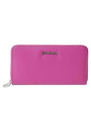 Wallet - mottled pink