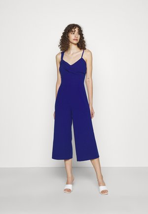BETTY CULOTTES - Jumpsuit - electric blue