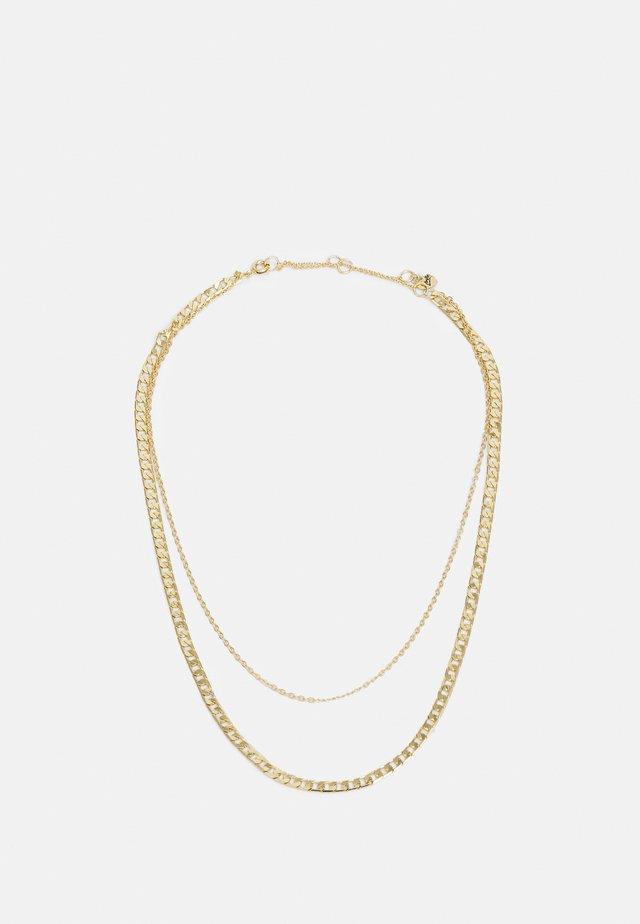ANIDA - Necklace - gold-coloured
