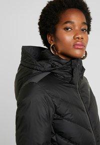 G-Star - WHISTLER SLIM - Down jacket - dk black - 4