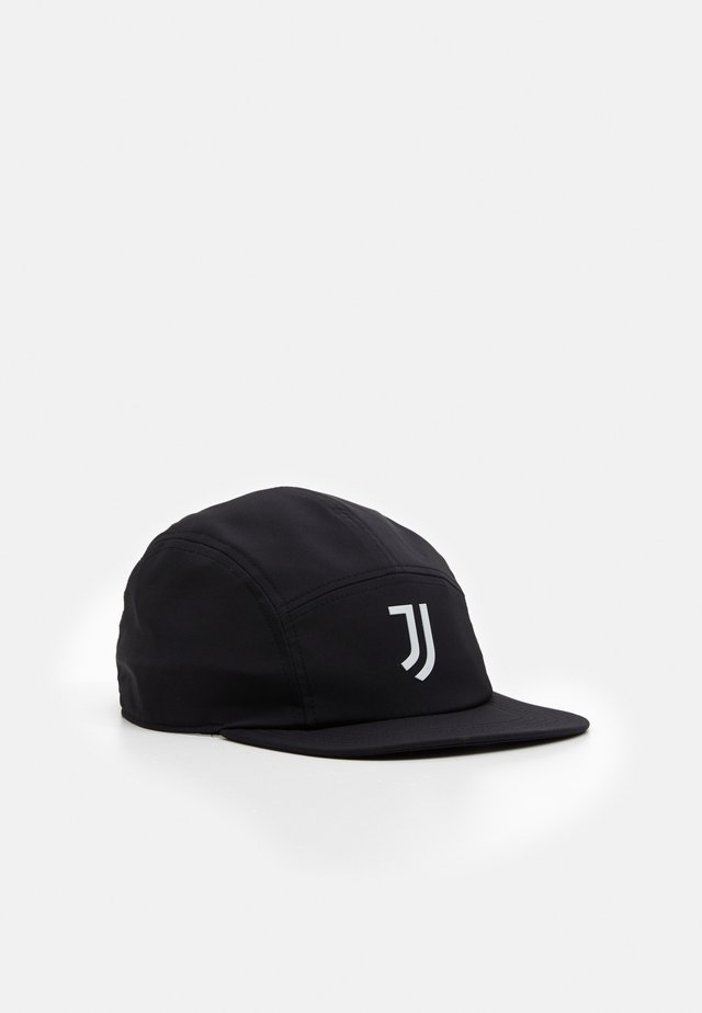 JUVENTUS SPORTS FOOTBALL KAPPE UNISEX - Casquette - black/white