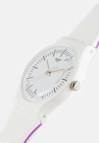 Swatch - UNISEX - Watch - white - 3