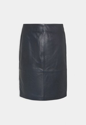 FOLLY SKIRT - Pencil skirt - india ink