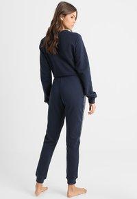 Tommy Hilfiger - AUTHENTIC TRACK PANT  - Bas de pyjama - blue - 2