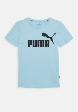 LOGO UNISEX - Print T-shirt - aquamarine