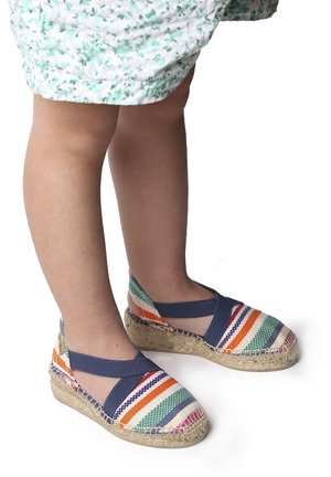 EDITA  - Wedge sandals - nice