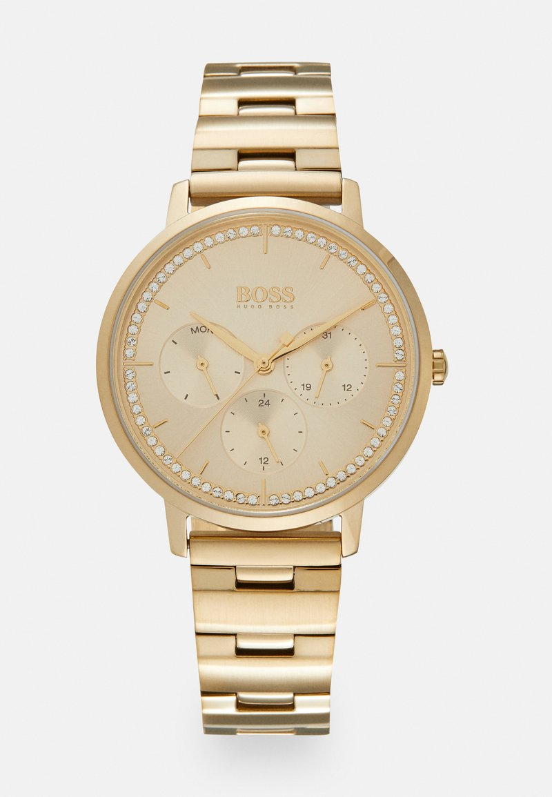 BOSS - PRIMA - Watch - gold-coloured