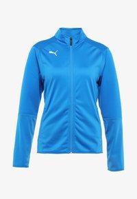 Puma - LIGA - Training jacket - electric blue lemonade/white - 4