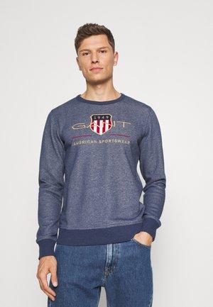 ARCHIVE SHIELD  - Sweatshirt - dark jeansblue melange