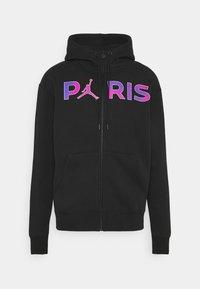 Nike Performance - JORDAN PARIS ST GERMAIN - Club wear - black - 5