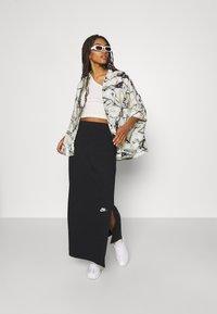 Nike Sportswear - Maxi skirt - black - 1