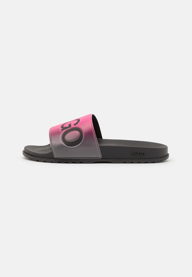 MATCH  - Pantofle - black