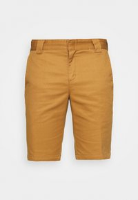 Shorts - brown duck
