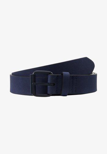 UNISEX - Belt - dark blue