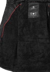 Navahoo - SCHÄTZCHEN - Winter coat - black - 3