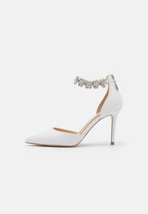 DELILAH - Classic heels - white