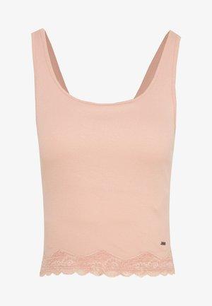 TRIM BOYTANK - Top - pink