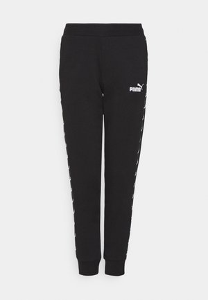 AMPLIFIED - Tracksuit bottoms - black