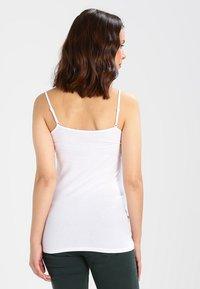edc by Esprit - STRAP - Topper - white - 2