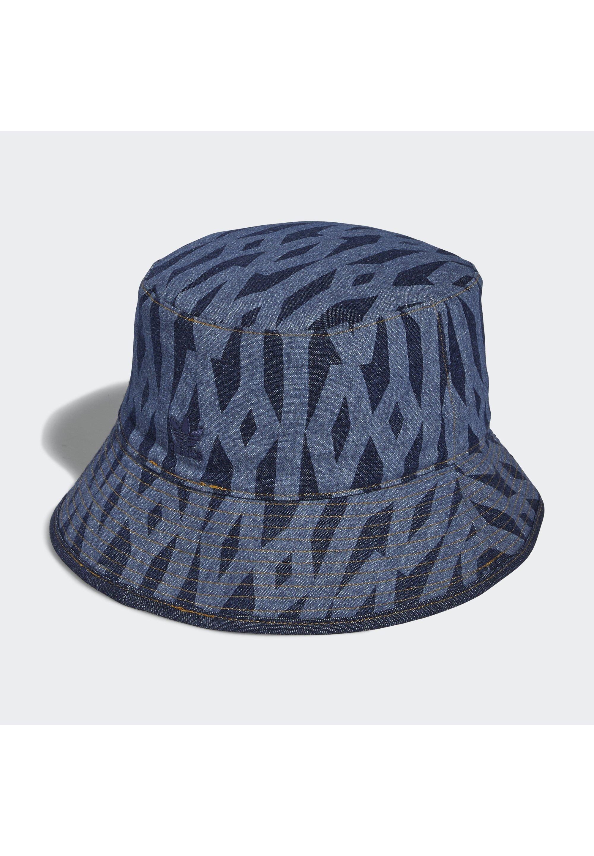 Men IVY PARK REVERSIBLE MONOGRAM BUCKET HAT - Hat