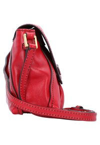 The Bridge - GINORI  - Across body bag - red - 2