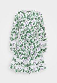 maje - ROMAN - Cocktail dress / Party dress - végétal écru vert - 4