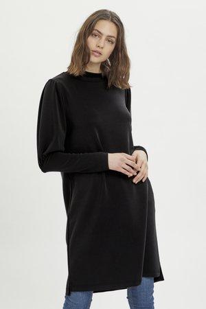 MWELLE - Denní šaty - black