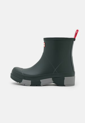 PLAY STRIPE SOLE BOOT SHORT - Wellies - arctic moss