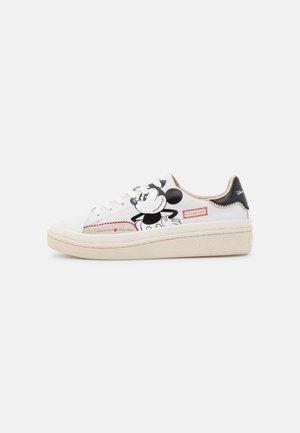 MEGABRAKER MICKEY PRINTED - Sneakers laag - white