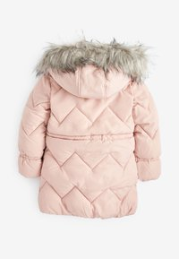 Next - Winter coat - pink - 1