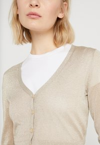Lauren Ralph Lauren - Chaqueta de punto - light gold