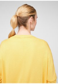QS by s.Oliver - Cardigan - yellow melange - 4