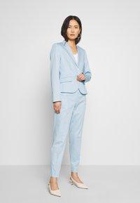 More & More - Blazer - light blue - 1
