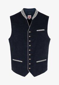 Spieth & Wensky - Waistcoat - dark blue - 4