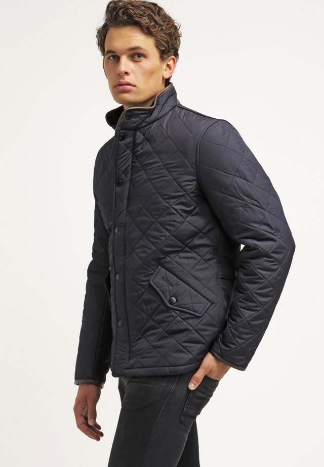 POWELL - Light jacket - navy