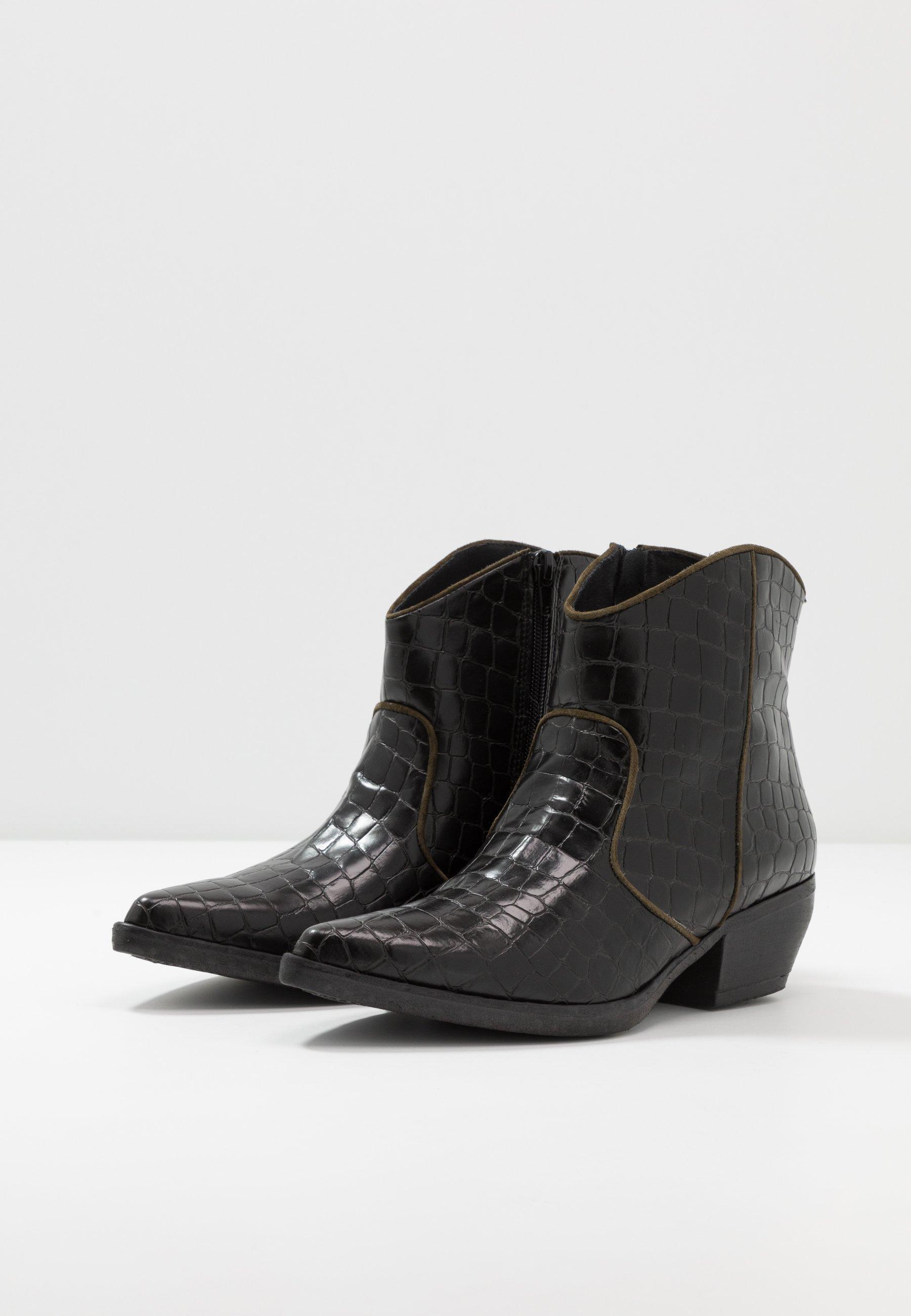 Tosca Blu SOFY - Ankle Boot - nero   Damen Schuhe 2020