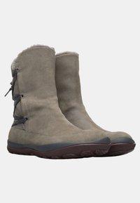 Camper - PEU PISTA  - Winter boots - gray - 4