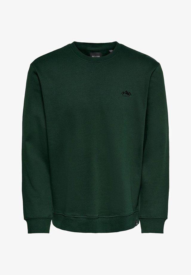 Sweater - pine grove