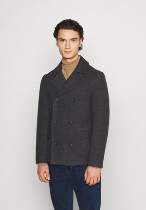 PEA COAT - Pikkutakki - grey