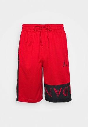 AIR SHORT - Sportovní kraťasy - gym red/black/black
