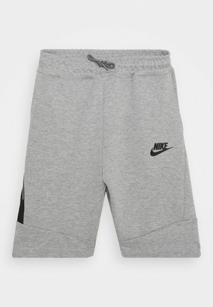 Trainingsbroek - dark grey heather/black