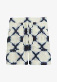 Massimo Dutti - Shorts - blue - 3