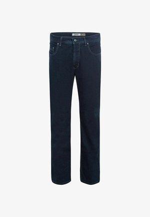 HERREN JEANS RANDO (PO 16801.6377) - Straight leg jeans - blue/black raw