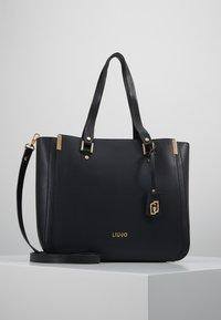 LIU JO - TOTE - Shopping bags - black - 0