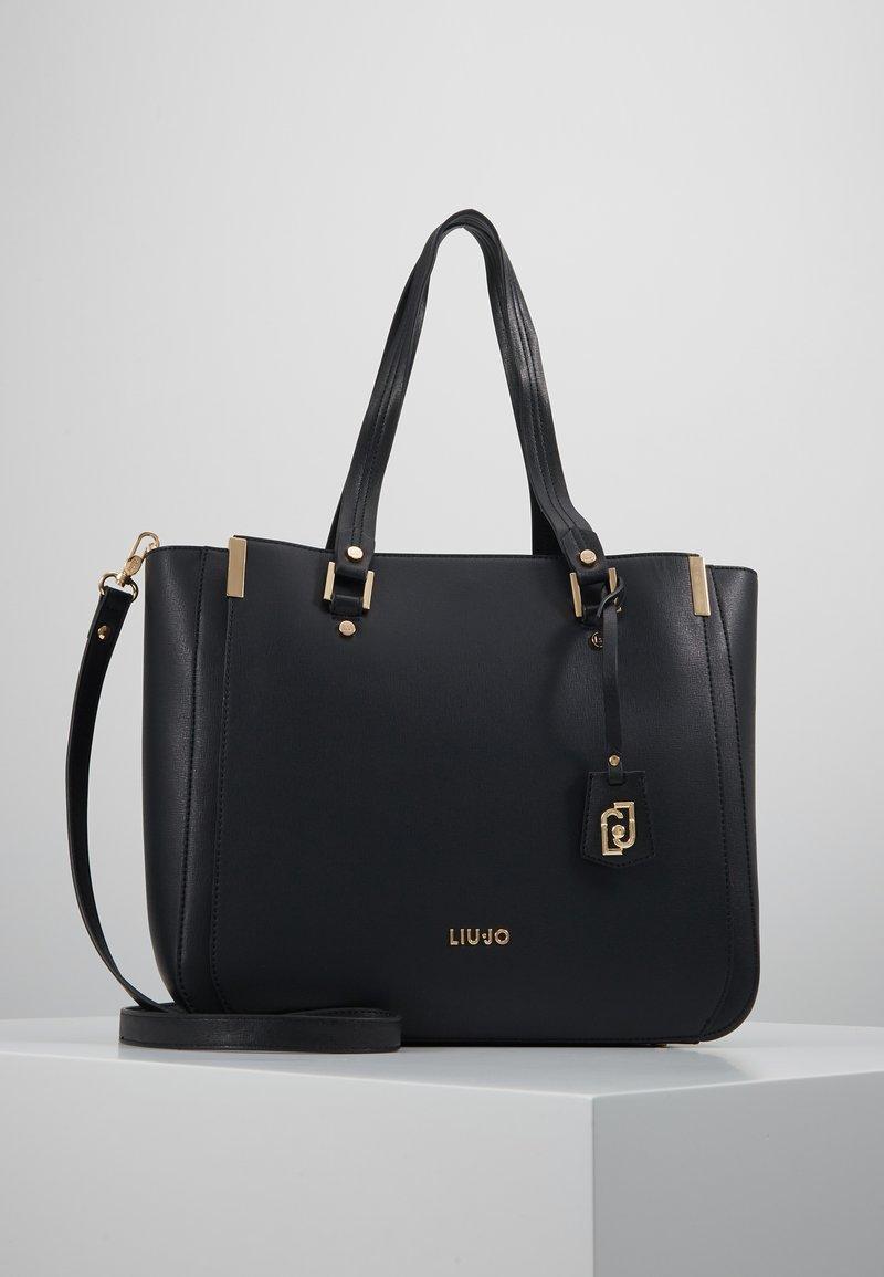 LIU JO - TOTE - Shopping bags - black