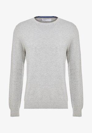 PEACH - Sweatshirt - grey melange