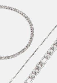 Weekday - UNITY BRACELET 3 PACK - Bracelet - silver-coloured - 2