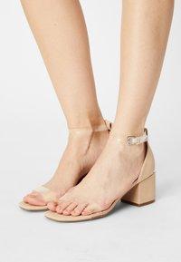 Call it Spring - MAKENZIE - Zapatos de novia - beige - 0