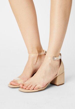 MAKENZIE - Bridal shoes - beige