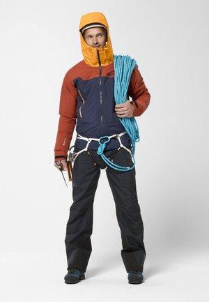 KAMET LIGHT GTX JKT M - Sweat à capuche - bleu marine